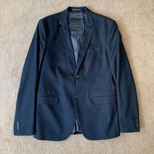 Zara blazer Navy Blue
